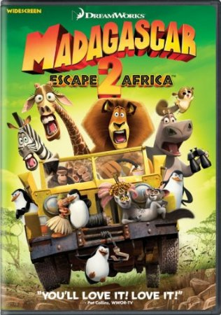 ����������-2: ����� � ������ / Madagascar: Escape 2 Africa (2008)