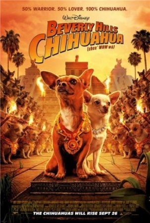 ������ �� �������-����� ( Beverly Hills Chihuahua) ������ ��������� ��������