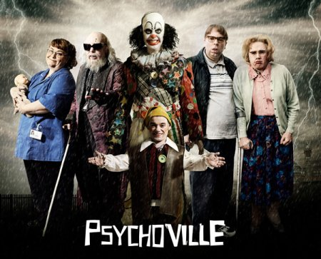 Психовилль / Psychoville - 1 сезон (2009) HDTVRip Онлайн