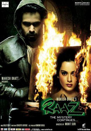 �����: �������� ������������ / Raaz: The Mystery Continues (2009) DVDRip �������� ������