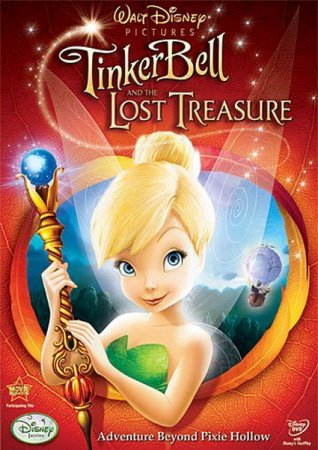 ���: ���������� ��������� / Tinker Bell and the Lost Treasure (2009) DVDRip �������� ������