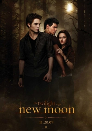 �������. ����. ��������� / The Twilight Saga: New Moon (2009)