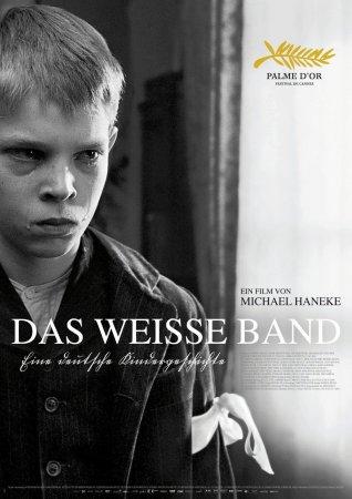 Белая лента / Das weisse Band - Eine deutsche Kindergeschichte (2009) DVDScr Смотреть онлайн