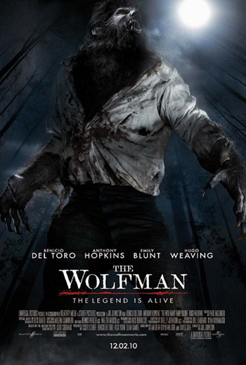 �������-���� (The Wolfman)
