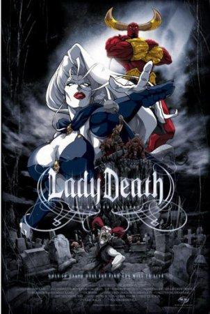 Леди Смерть (Lady Death) мультфильмы онлайн