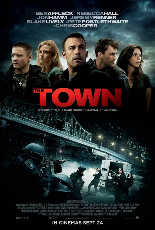 ����� ����� / The Town (2010)