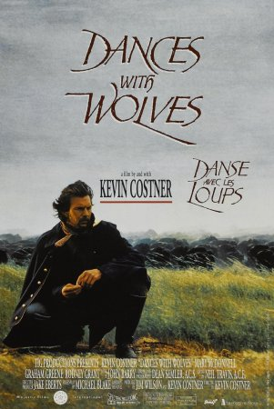 ��������� � �������  (Dances with Wolves) ����� ������