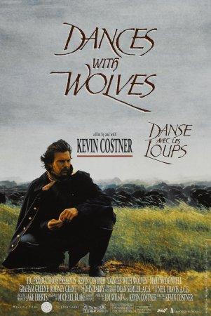 Танцующий с волками  (Dances with Wolves) фильм онлайн