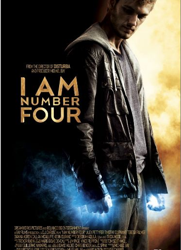 � � ���������  (I Am Number Four) 2011