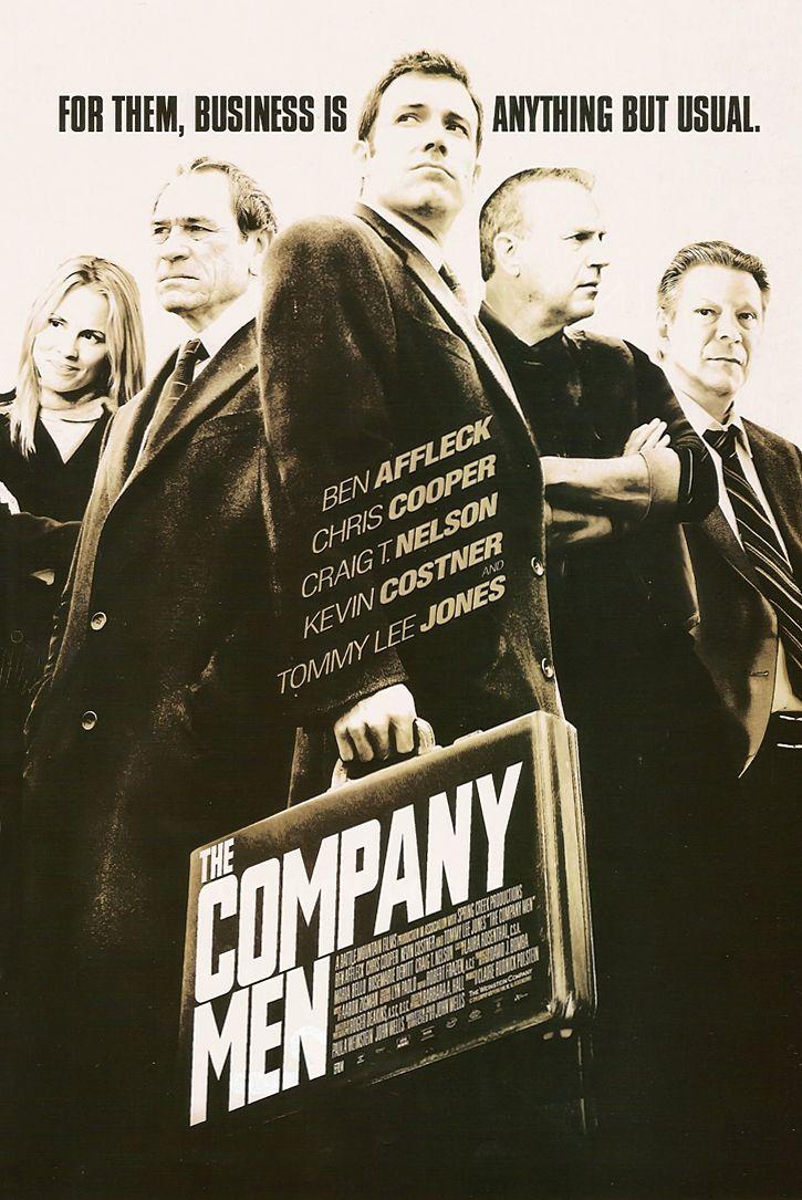 «В Компании Мужчин» — 2010