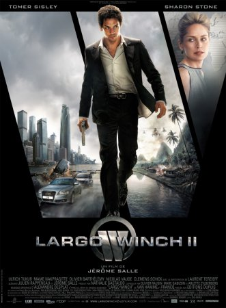 Ларго Винч 2: Заговор в Бирме /Largo Winch (Tome 2)/
