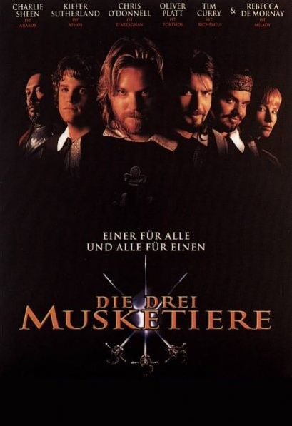 ��� ��������� / The Three Musketeers (1993)