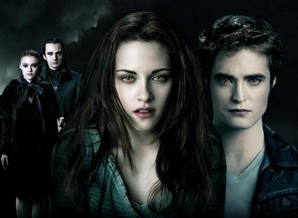 Сумерки сага рассвет часть 1 the twilight