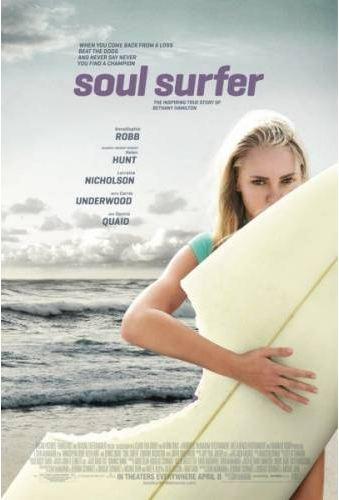 Оригинальное название soul surfer