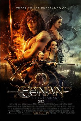 Конан-варвар (Conan the Barbarian) (2011)