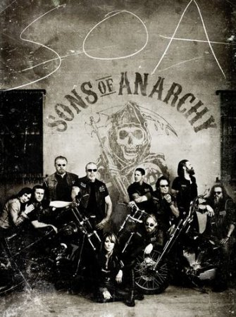 Сыновья Анархии (Sons of Anarchy) 4 сезон