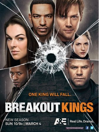 Короли побега (Breakout Kings) 2 сезон