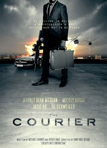 Курьер (The Courier)