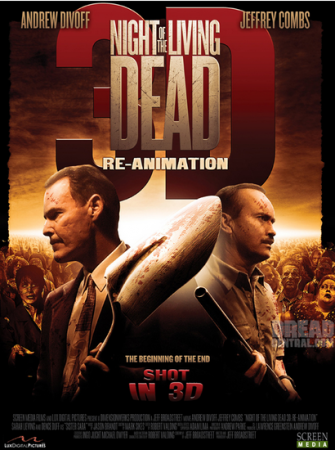 Ночь живых мертвецов 3D: Реанимация (Night of the Living Dead 3D: Re-Animation)