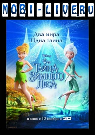 Феи: Тайна зимнего леса (Secret of the Wings)