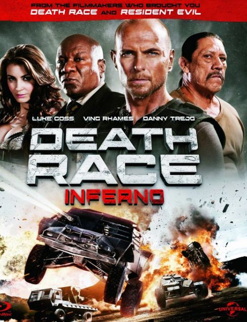 ����������� ����� 3 (Death Race: Inferno)