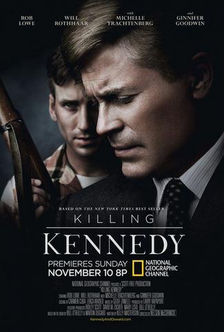 Оригинальное название killing kennedy