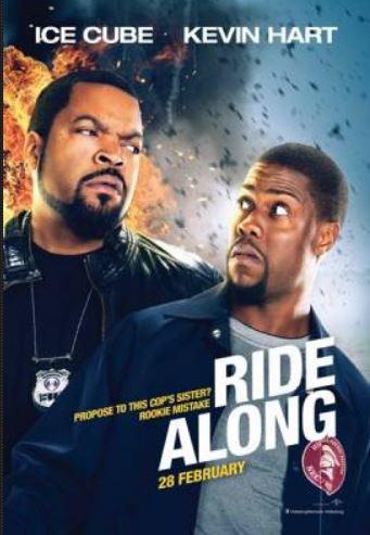 Совместная поездка / Ride Along (2013)