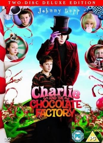 Чарли и шоколадная фабрика / Charlie and The Chocolate (2005)