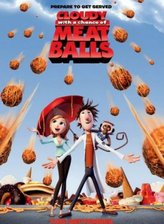 �������, �������� ������ � ���� ���������� / Cloudy with a Chance of Meatballs (2009)