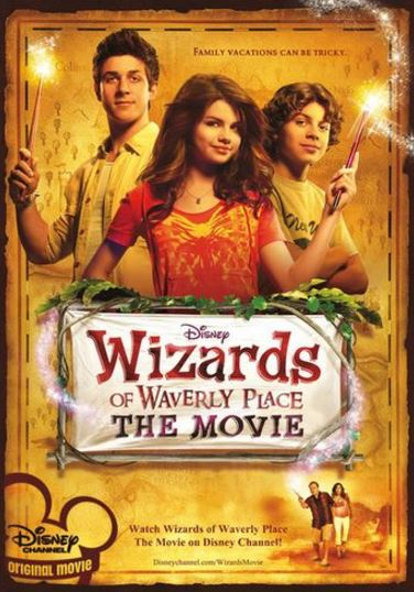 ���������� �� �������� / Wizards of Waverly Place: The Movie (2009)