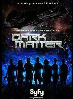 Смотреть сериал Тёмная материя онлайн бесплатно в хорошем качестве